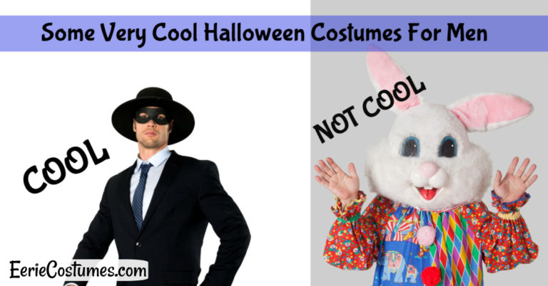 Some Very Cool Halloween Costumes For Men