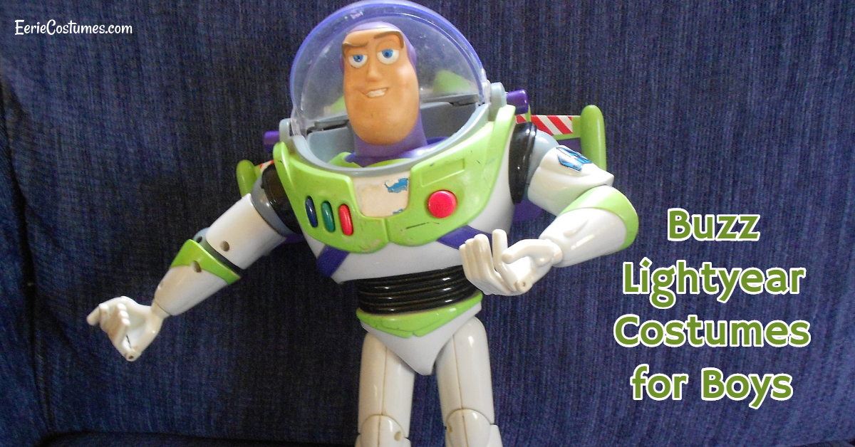 Buzz Lightyear Costumes for Boys