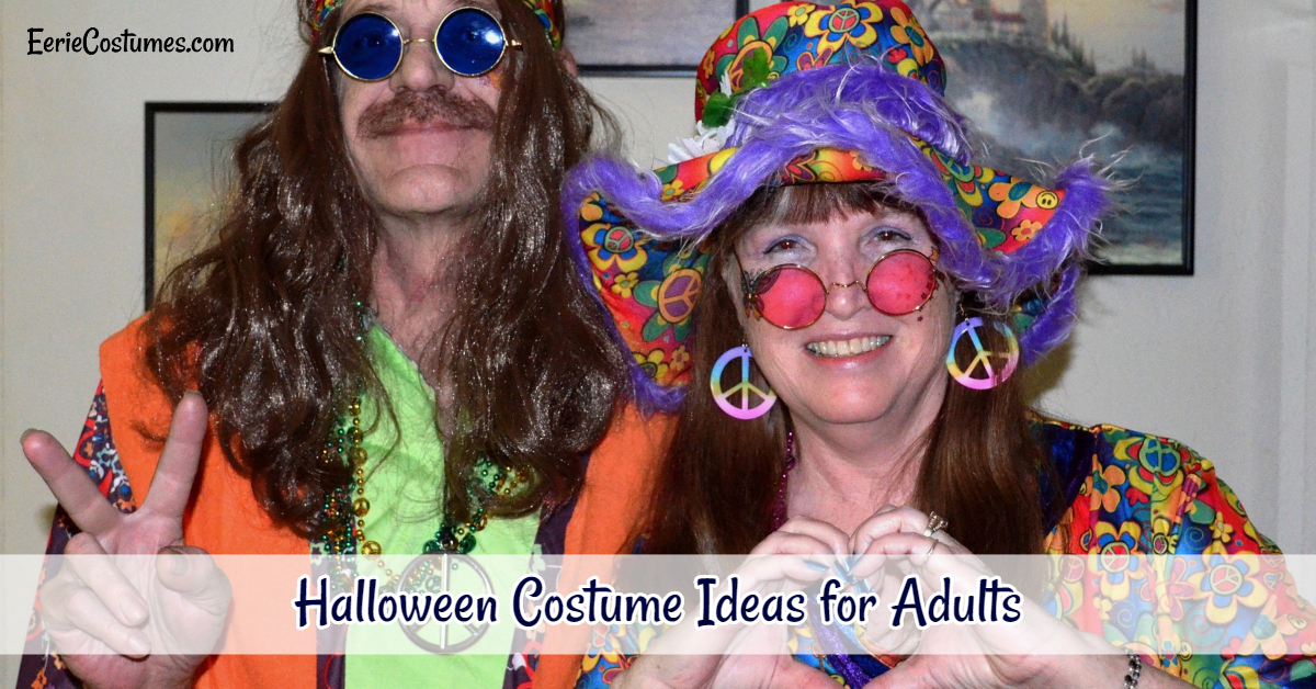 Halloween Costume Ideas for Adults