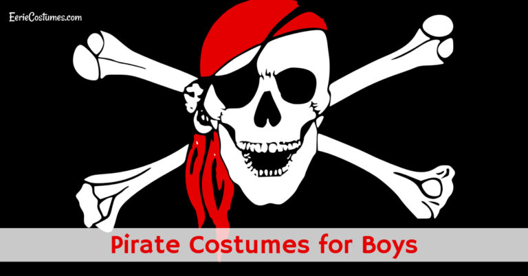 Pirate Costumes for Boys