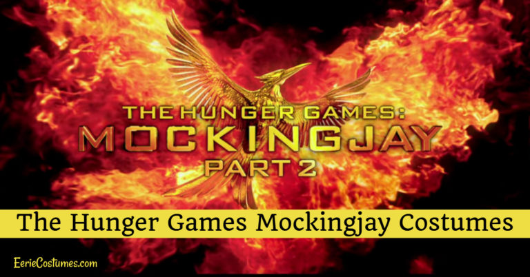 The Hunger Games Mockingjay Costumes